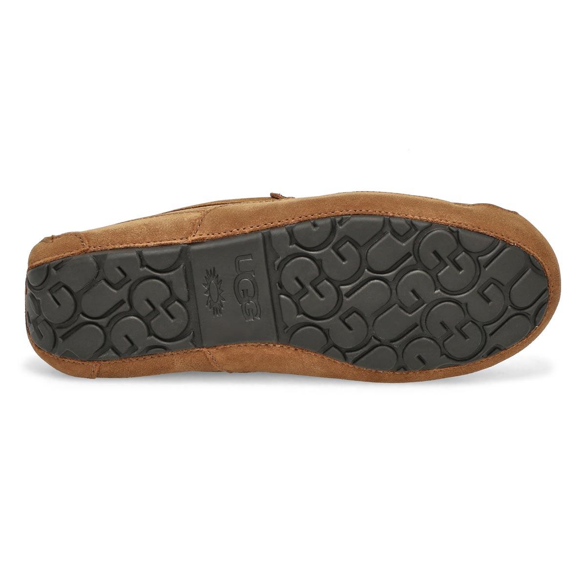 Men's Ascot Sheepskin Slipper - Chestnut
