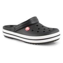 Lds Crocband black EVA comfort clog