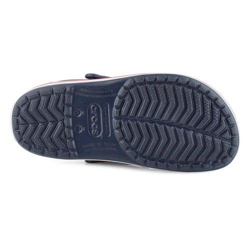 Sabot Crocband, EVA confort, marine, fem