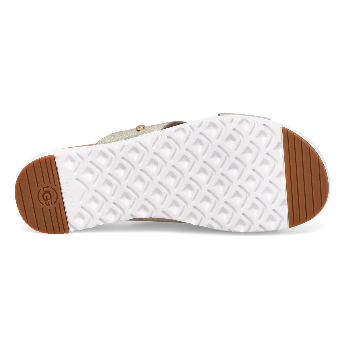Women's Kari Slide Sandal - Metallic Gold