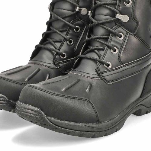 Mns Felton black winter boots