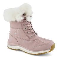 Women's ADIRONDACK III FLUFF pink winter boots