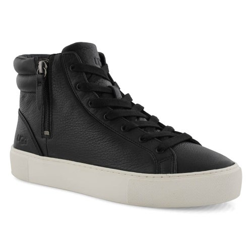 Lds Olli black high top sneaker