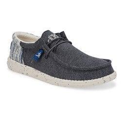 Mns Wally Funk galaxy blue casual shoe