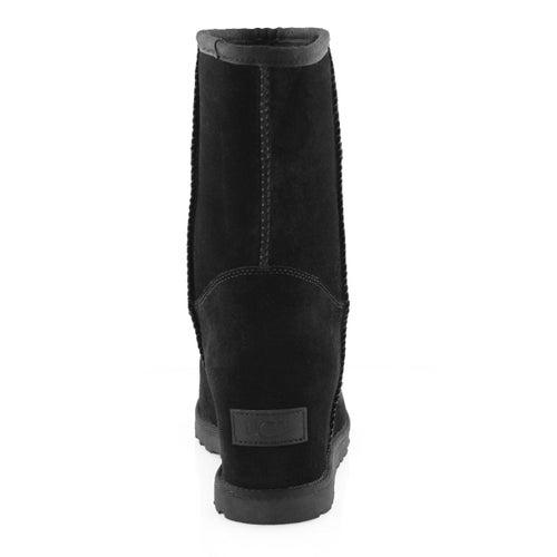 Lds Classic Femme Short blk shpskn boot