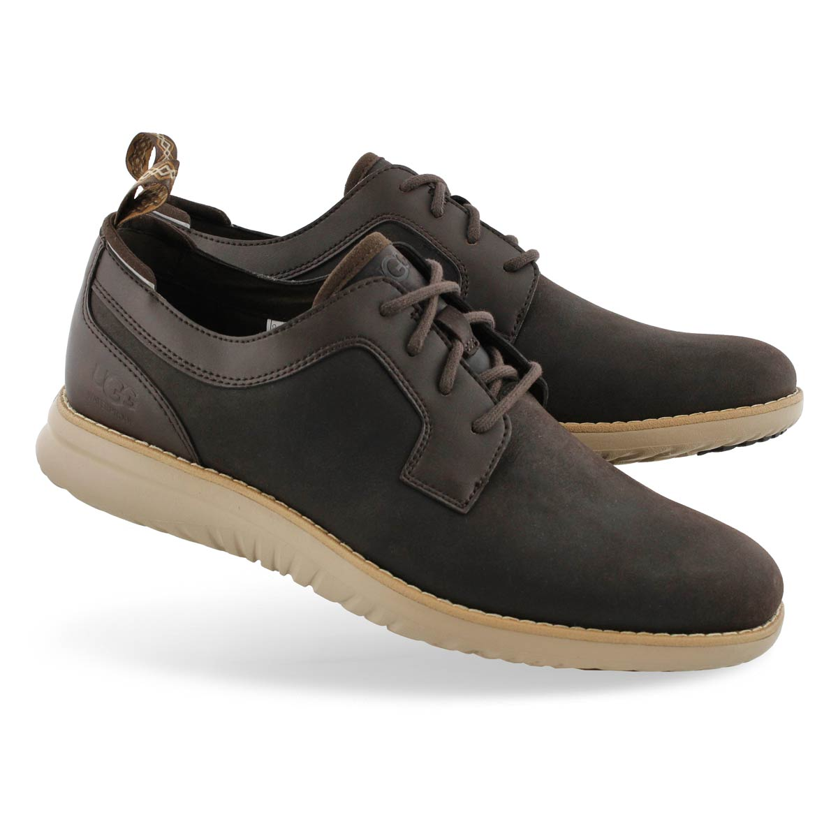 Chaussure lacée UNIONDERBY imperméable stout homme