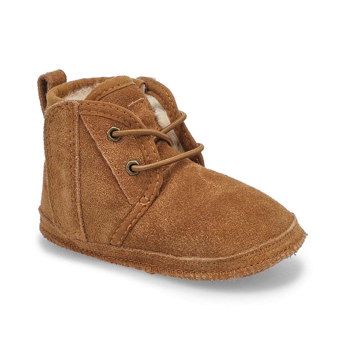 Infant's Neumel With Beanie - Chestnut