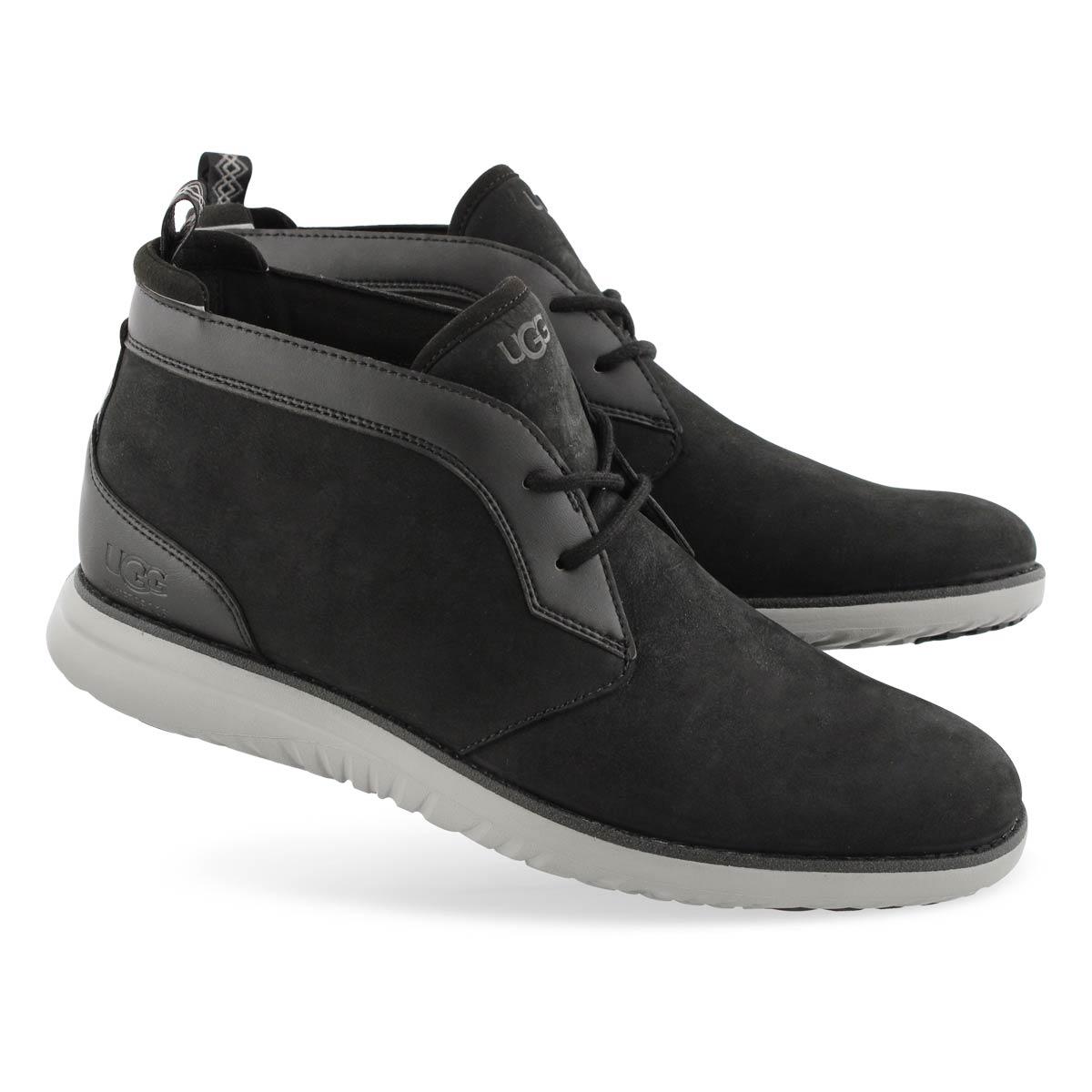 Mens Union Waterproof Chukka Boot - Black