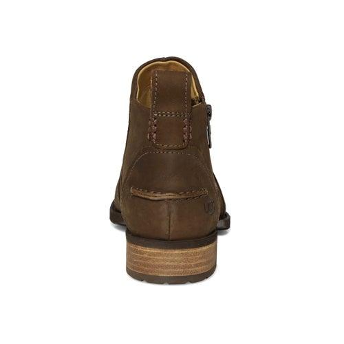 Lds Aureo II pnwood side zip wtpf bootie