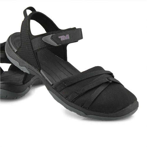 Sandale sport Tirra CT, nr, fem.