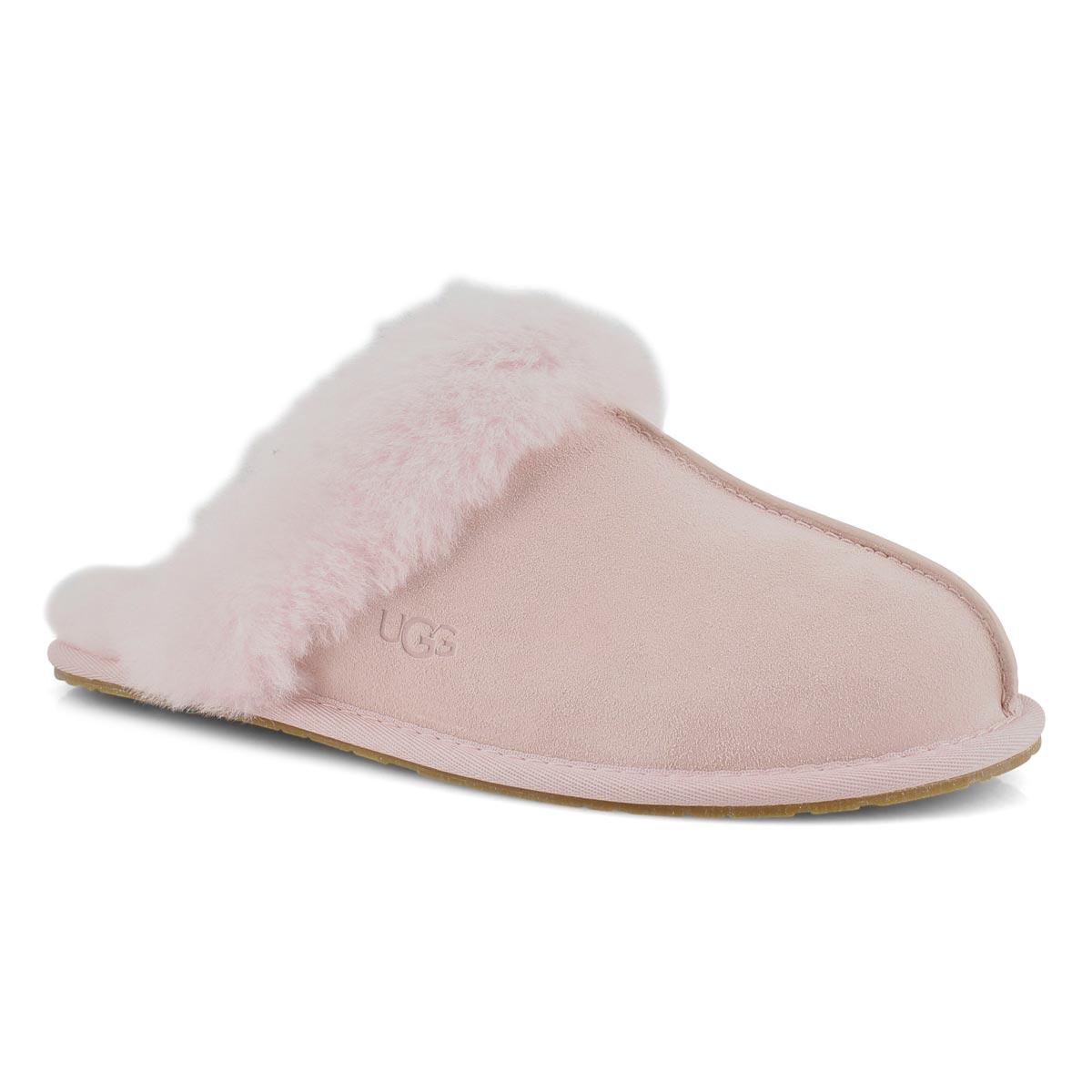 Lds Scuffette II pink cloud slipper