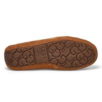 Women's DAKOTA chestnut moccasins