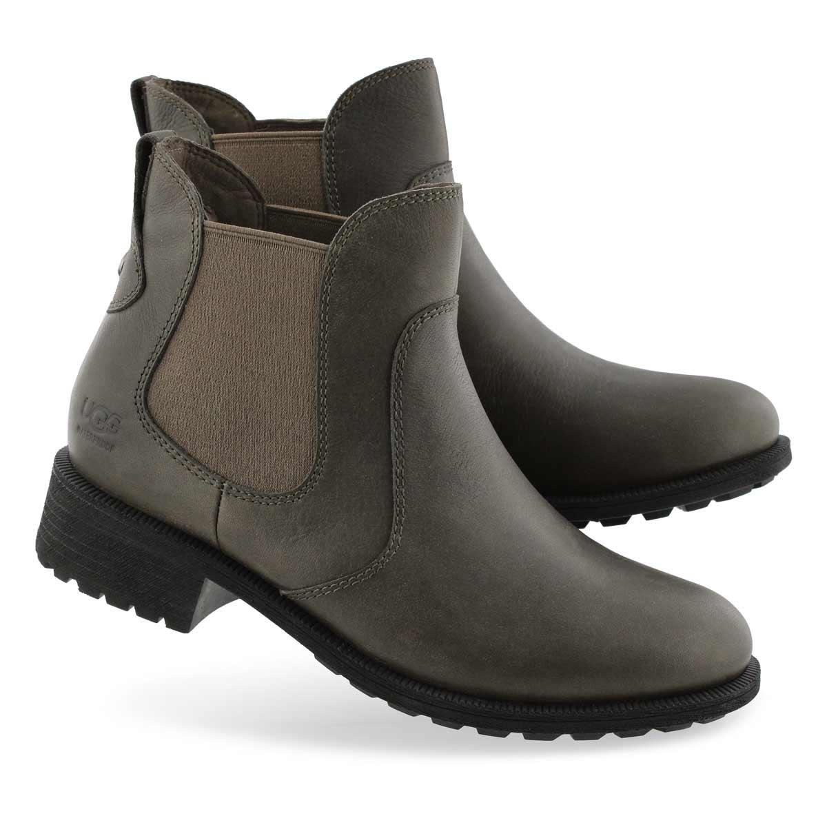 Women's Bonham III Waterproof Chelsea Boot - Slate