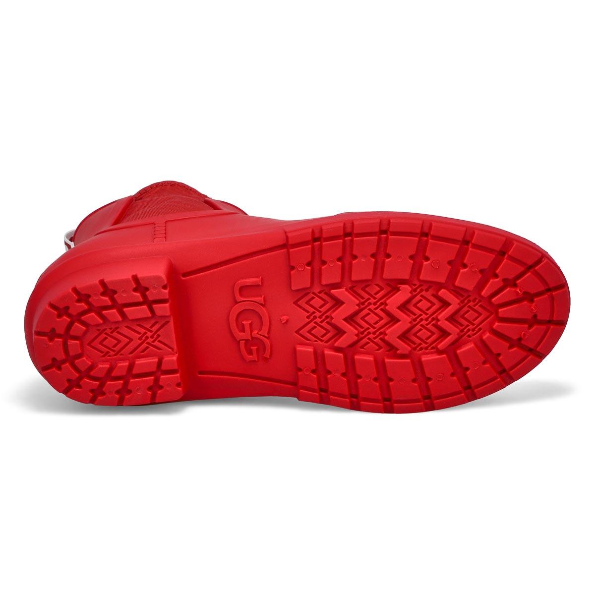 Women's Chevonne Chelsea Rain Boot - Red