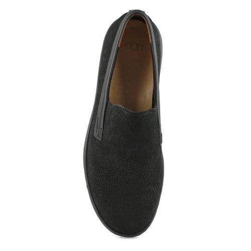 Mns Pismo black slip on sneaker