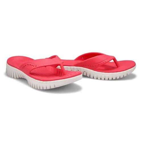 Sandale tong, Go Walk Smart, rose, femme