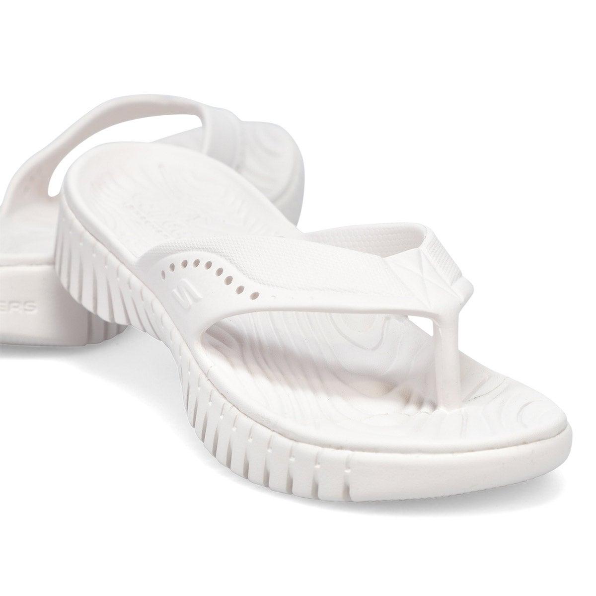 Women's Go Walk Smart Sandal - White