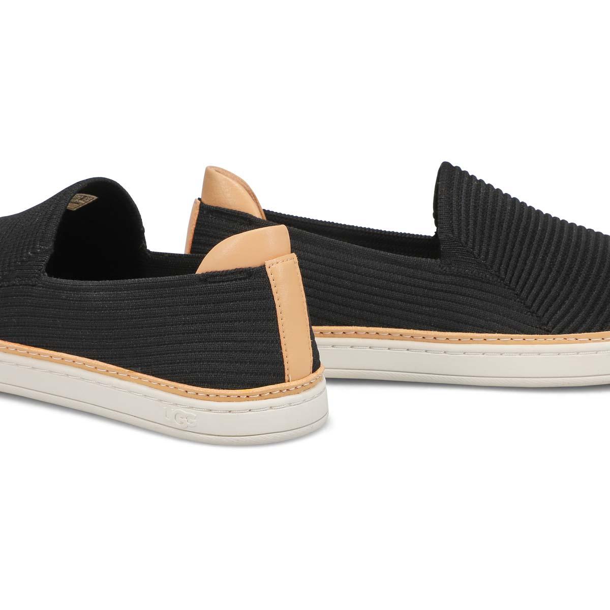 Women's Sammy Casual Slip On Shoe - Black