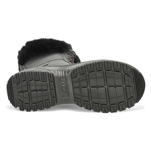 Lds Yose Tall Fluff black winter boot