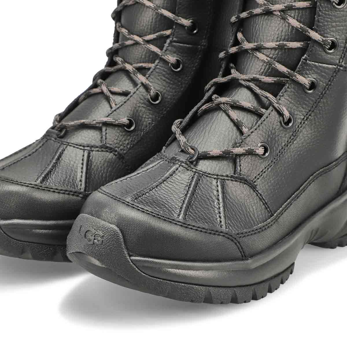 Women's Yose Tall Fluff Winter Boot - Black