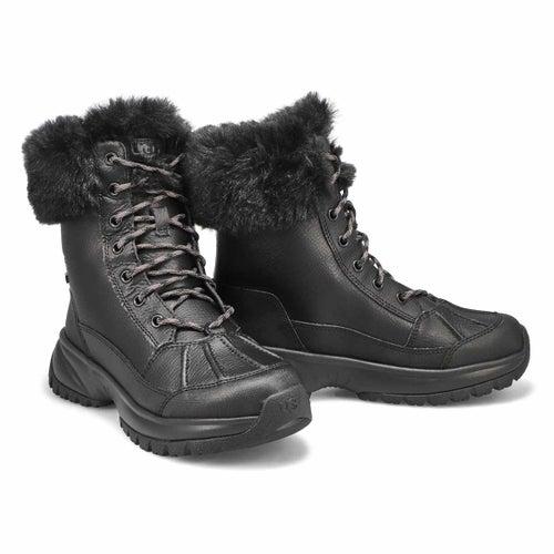 Lds Yose Fluff black winter boot