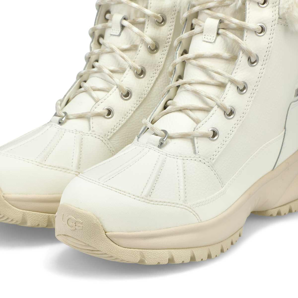Women's Yose Fluff Winter Boot - White