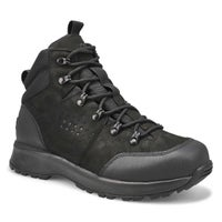 Men's Emmett Mid Ankle Boot - Black