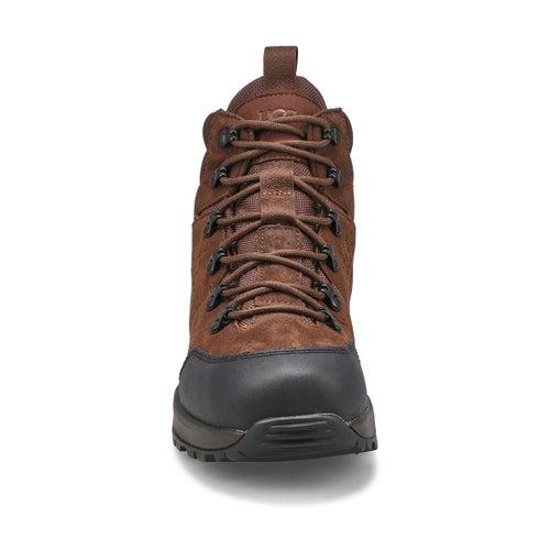 Mns Emmett Mid chestnut ankle boot