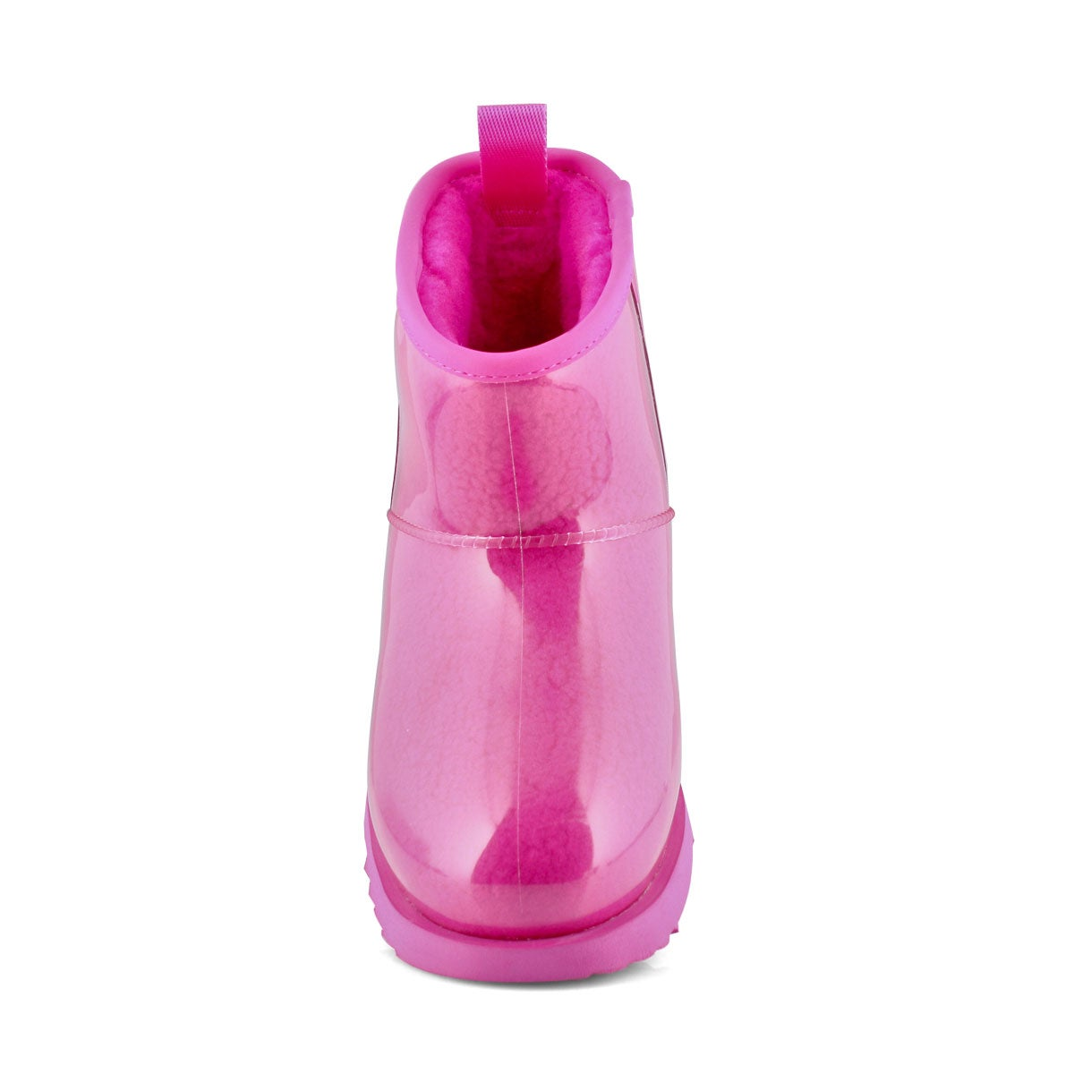 Bottes CLASSIC CLEAR MINI II, rose marbré, filles