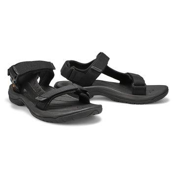 Men's TANWAY black sport sandal