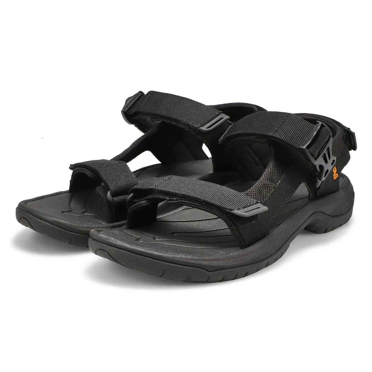 Sandales sport TANWAY, noir, femmes