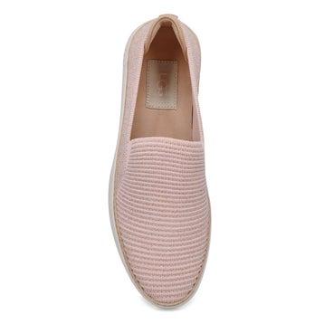 Women's Sammy Casual Slip On Shoe - Rose/Rosegold