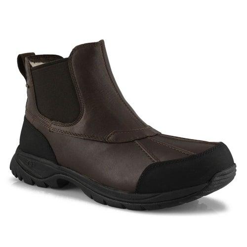 Mns Butte Chelsea stout winter boots