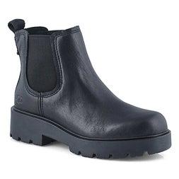 Lds Markstrum black chelsea boot
