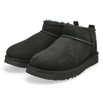 Women's Classic Ultra Mini Boot- Black