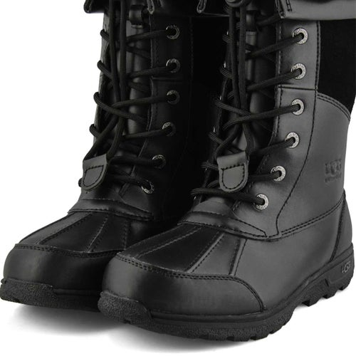 Kds Butte II Toggle Tall CWR blk boot
