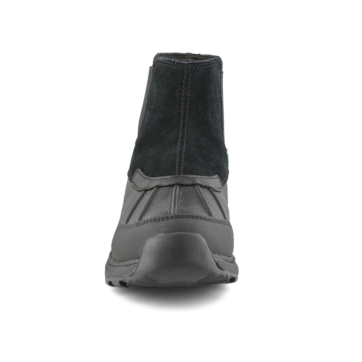 Lds Adirondack III Chelsea blk wntr boot