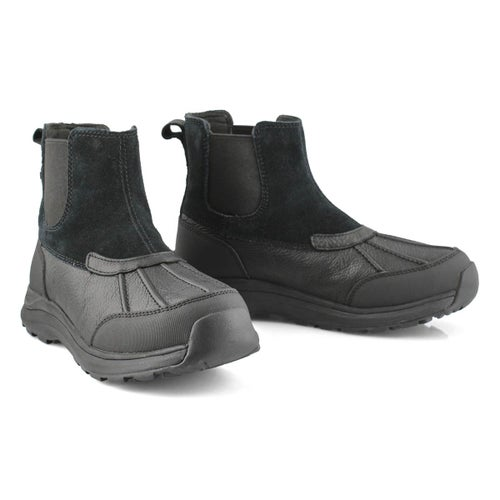 Lds Adirondack III Chelsea blk wntr boot