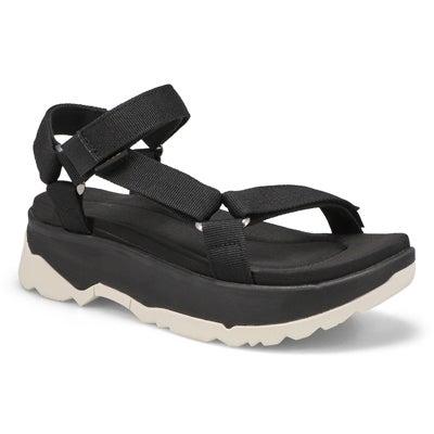 Lds Jadito Universal Casual Sandal-Black