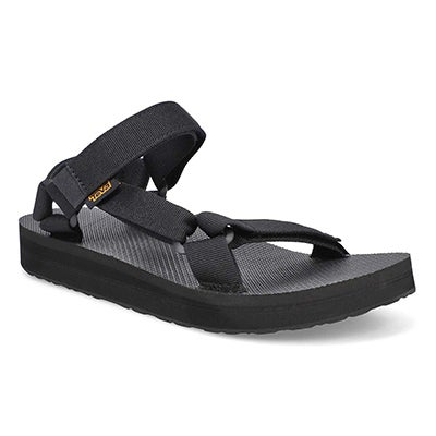 Mns Mid Universal black sport sandal