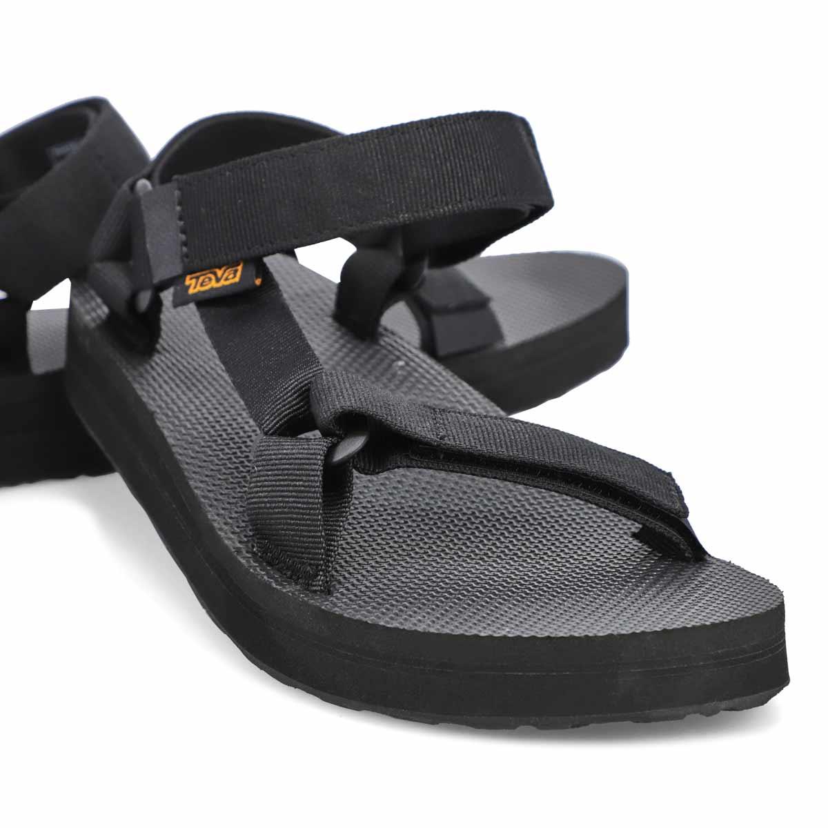 Mens' Mid Universal Sport Sandal - Black
