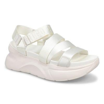 Lds La Shores white casual sandal