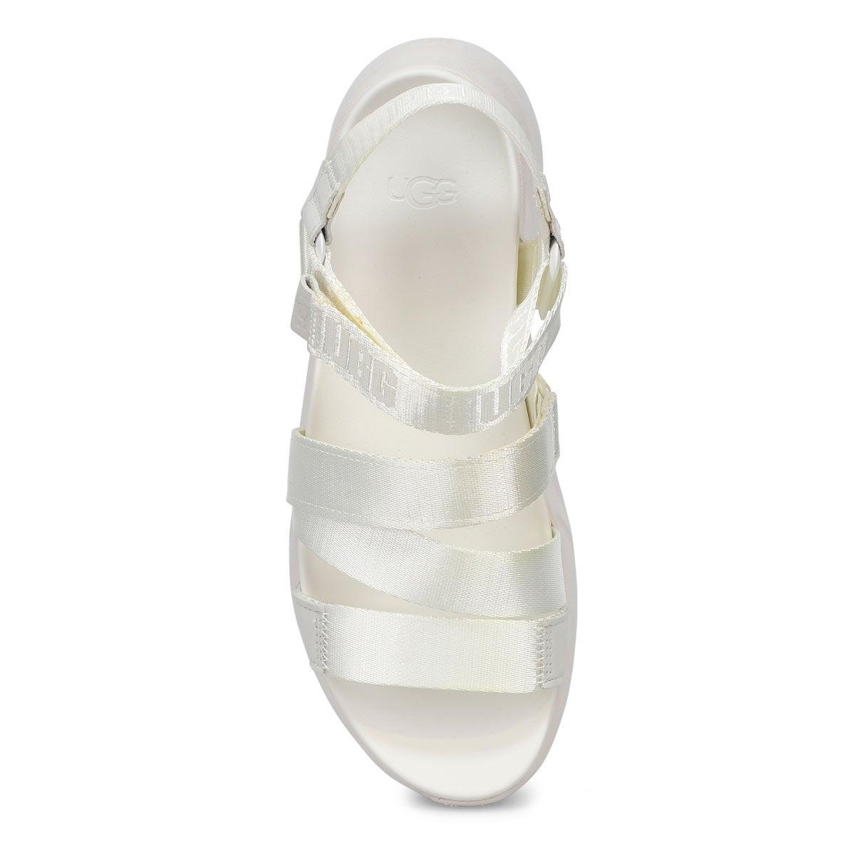 Women's La Shore Sandal - White
