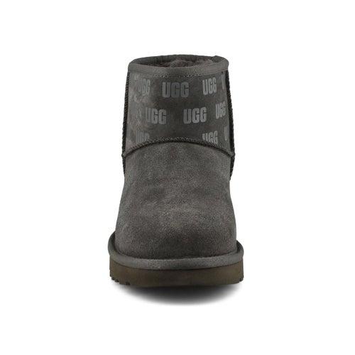 Lds Classic Mini II UGG Print char boot