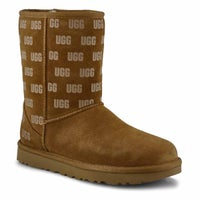 BottineClassic Short II UGG Print,fem