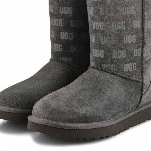 Bottine Classic Short II UGG,gris,fem