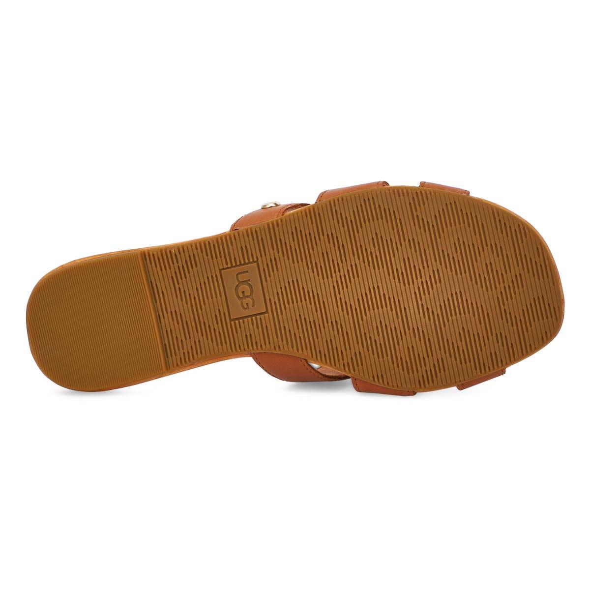 Women's Teague Slide Sandal - Tan