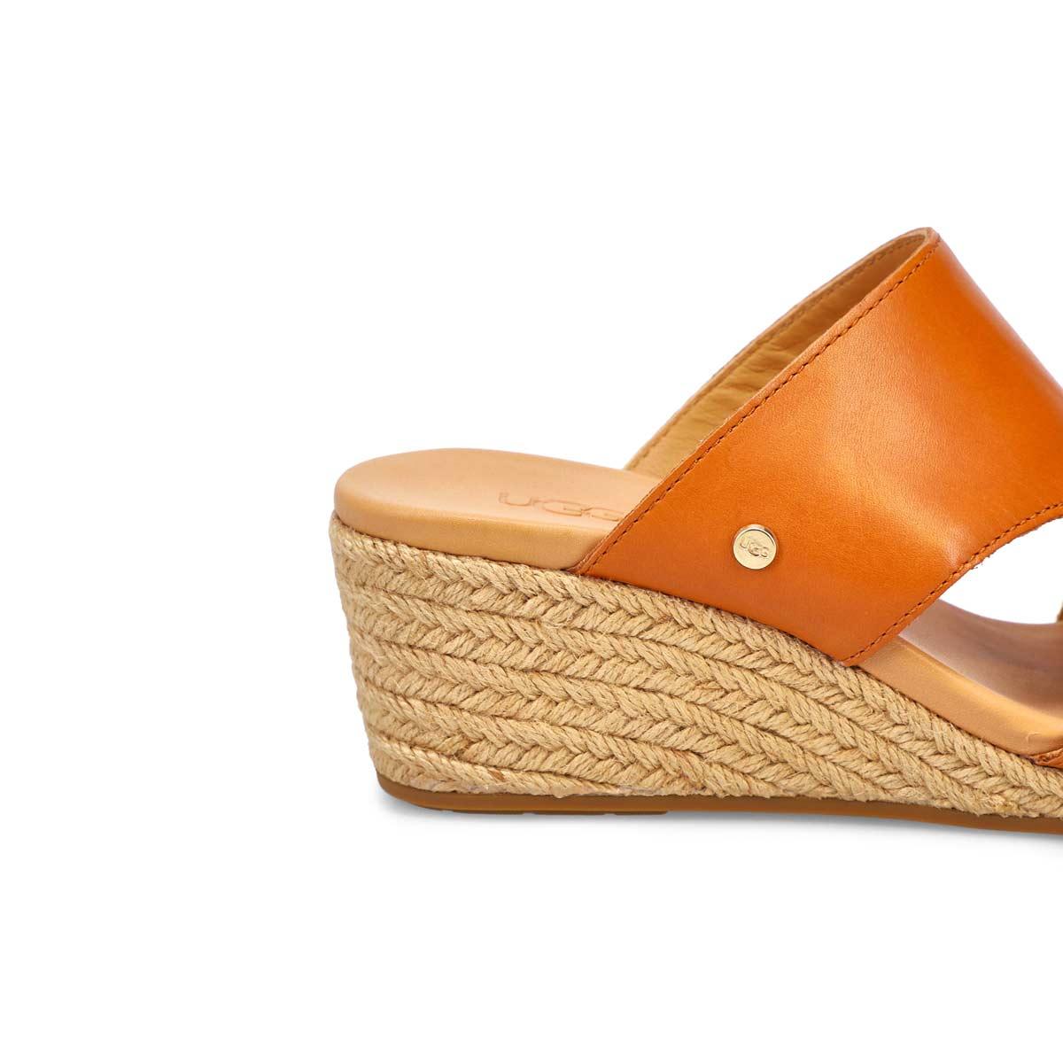 Women's Eirene Slide Sandal - Tan