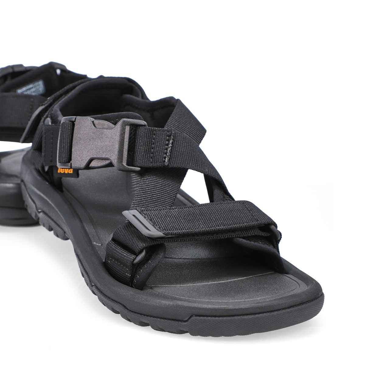 Sandale sport Hurricane Verge noires hommes
