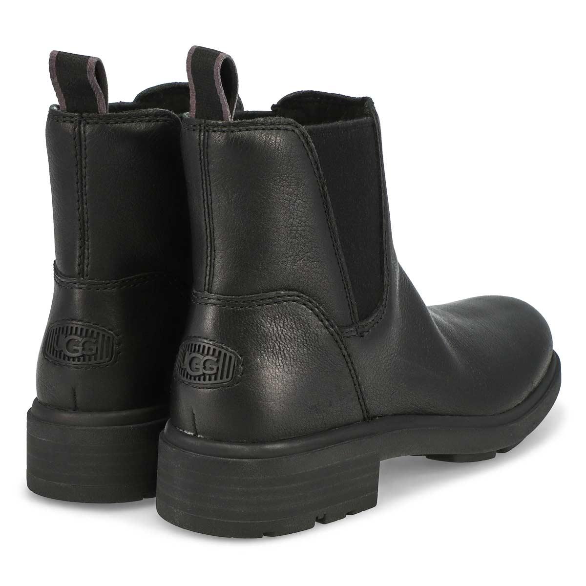 Women's Harrison Chelsea Waterproof Boot - Black